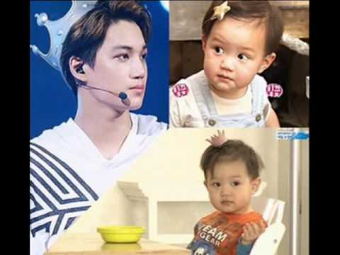 Kai EXO and Asher Cute compilation