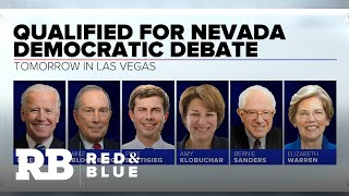 Local Matters: Democrats campaign in Nevada ahead of debate and caucus