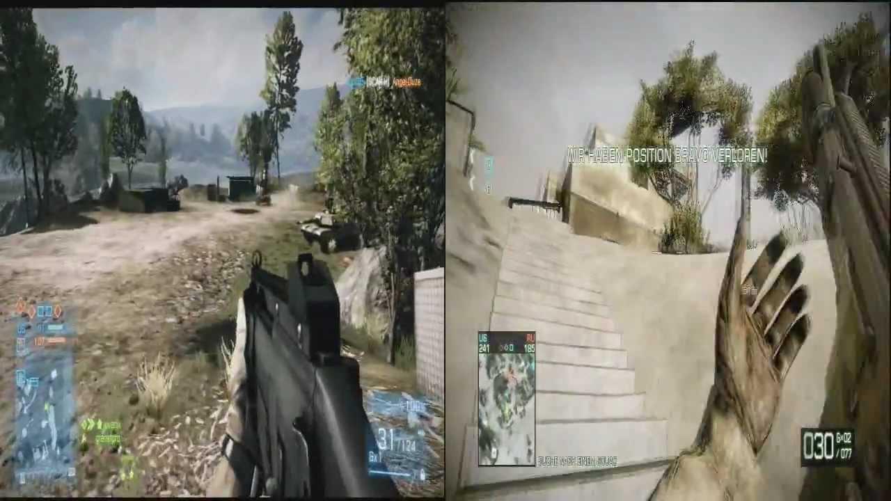Battlefield 3 vs Battlefield Bad Company 2 Comparison ...