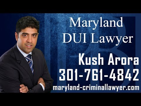 Maryland DUI Lawyer Kush Arora discusses important information you should know regarding DUI stop investigations, as well as DUI arrests in Maryland. A MD DUI lawyer will be able to analyze all the facts and circumstances surrounding your DUI arrest, and help you to develop the best possible defense strategy to your DUI charge.