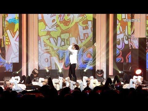 [예능연구소 직캠] 더보이즈 소년 @쇼!음악중심_20171216 Boy THE BOYZ in 4K