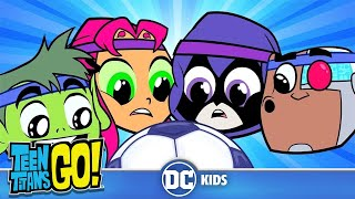 Teen Titans Go! | Sports Day!