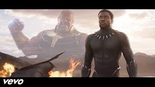 Black Panther - Thanos On My Mind (YNW Melly Parody)