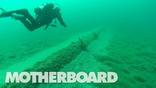 The Dirty Secret at the Bottom of the Great Lakes: Oil & Water