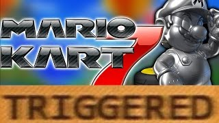 How Mario Kart 7 TRIGGERS You!