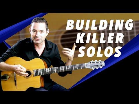 How To Build Killer Solos Using Scales & Arpeggios - Gypsy Jazz Secrets