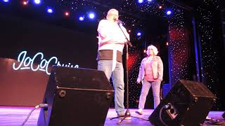 Escaping a Straitjacket is Not Clint McElroy's Day Job on JoCo Cruise 2019