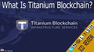 Titanium ICO Review! Titanium - First Decentralised Cloud Services Provider!
