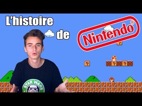 L'HISTOIRE DE NINTENDO - YouTube