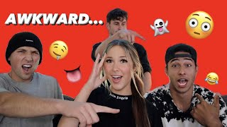 ASKING BOYS AWKWARD QUESTIONS!! *shocking answers*