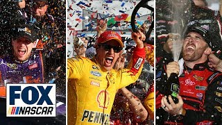 How will NASCAR drivers celebrate a Daytona 500 win? | 2019 DAYTONA 500 | FOX NASCAR
