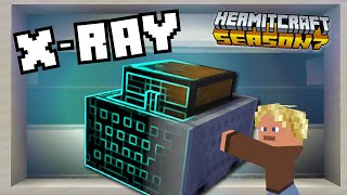 Minecart Chest XRAY!!! - Minecraft Hermitcraft Season 7