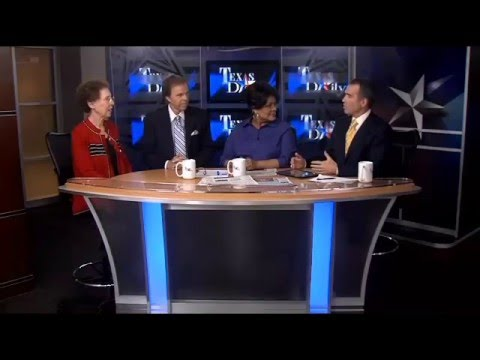 Brain Games with Beverly Sanborn on The Texas Daily Pt. 2