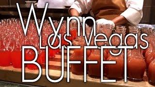 Wynn Las Vegas Buffet Brunch Full Tour