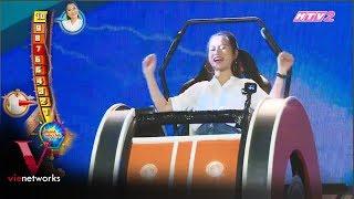 Lâm Vỹ Dạ Đại Náo Nhanh Như Chớp Nhí cùng Hứa Minh Đạt [Full HD]