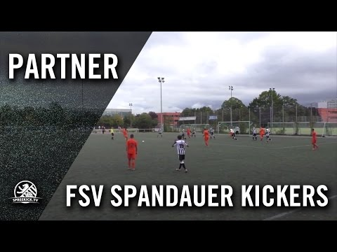 Lichtenrader BC 25 – FSV Spandauer Kickers (2. Runde, Berliner Pokal der 1. Herren 2016/2017) - Spielszenen   SPREEKICK.TV
