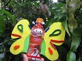 mariposa  en fomi