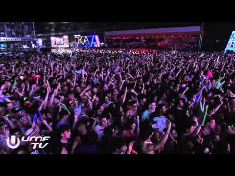 Fedde Le Grand - Live @ Ultra Music Festival Korea 2013
