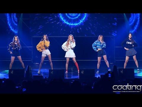 151126 H02 레드벨벳(Red Velvet)-Huff n Puff+멘트 직캠(Fancam)/힐링콘서트