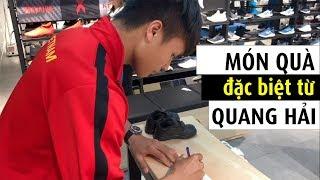 Thử Thách Bóng Đá với Quang Hải ĐT Việt Nam cùng Đỗ Kim Phúc tại DUbai mùa Asian Cup 2019