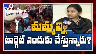 Bhuma Akhila Priya F 2 F On Her Husband Facing Cases..