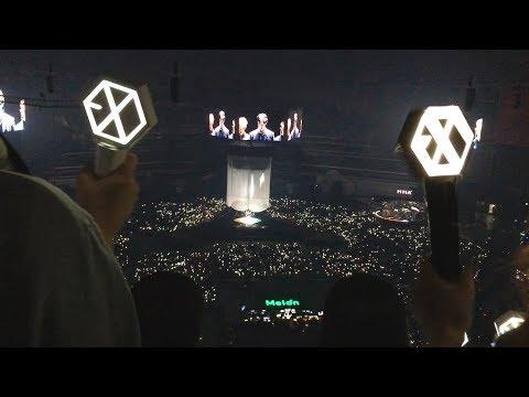 EXO (엑소) - Ko Ko Bop (코코밥) 팬석 응원 iPhone 직캠 by 비몽