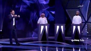 محمد ياسين صالح يبكي سوريا ؛ وطني جراح لا ضفاف لها ، برنامج فصاحة ...