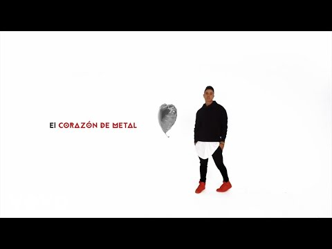 Joey Montana - Corazón De Metal (Lyric Video)