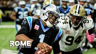 Cameron Jordan wants the Saints to sign Cam Newton   The Jim Rome Show