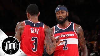 Why Lakers 'absolutely' should trade for Bradley Beal -- and maybe John Wall | The Jump