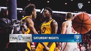 Highlights: Arizona State men's basketball sweeps Arizona for first time in 10 years