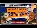 LS Polls Voting Percentage Till 11: UP 22%, Bihar 19%, Bengal 32%, MP 29%, Punjab 23%,