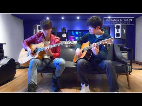 Jung Mo X Hoon with Shin Dong_Red Velvet 레드벨벳_행복(Happiness)Acoustic Guitar Ver.