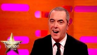 James Nesbitt is Too Ugly for The Hobbit - The Graham Norton Show