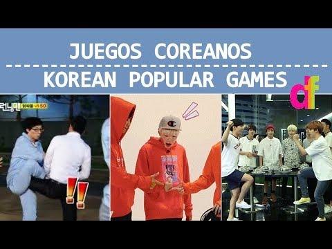 TOP 10 - JUEGOS POPULARES DE COREA | POPULAR KOREAN GAMES