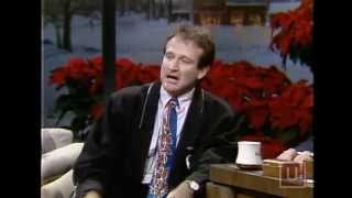 Robin Williams Finest Interview (1987) Part 1 of 2