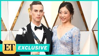 Adam Rippon and Mirai Nagasu Want to Compete on 'Dancing With the Stars' (Exclusive)