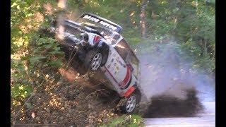 Rally CRASH best of 2017. Lepold Sportvideo