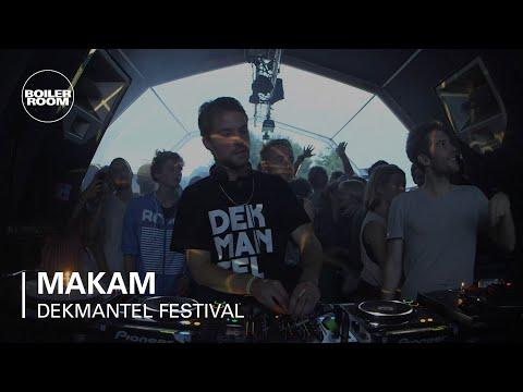 Makam Boiler Room DJ Set at Dekmantel Festival