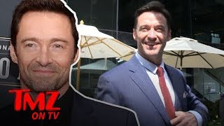 Hugh Jackman Wants No Part Of Deadpool! | TMZ TV