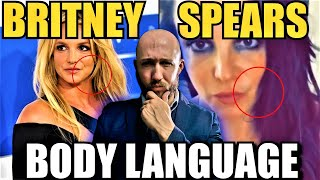 Body Language Analyst REACTS to Britney Spears SUSPICIOUS Body Language | Faces: Episode 12