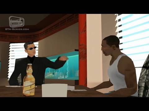 Gta san andreas stuck in dating mission