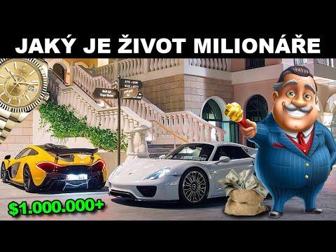 Život milionára
