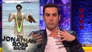 Sacha Baron Cohen Relives Times He Went Too Far | The Jonathan Ross Show