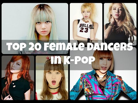 Top 20 K-Pop Dancing Queens