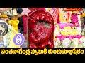 పంచనాగేంద్ర స్వామికి కుంకుమాభిషేకం | kumkumabhishekam to Panchanagendra Swami by DrJandhyala Sastry