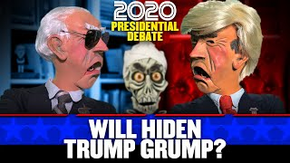2020 Presidential Election: Will Hiden Trump Grump? | JEFF DUNHAM