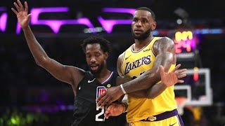 NBA 2019 Opening Night Schedule! Revenge Games Revealed!
