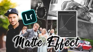 Quick Tip - How to achieve a Film Style Matte Effect in Lightroom using the Tone Curve