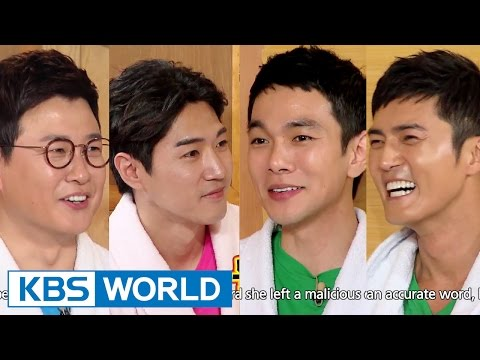 Happy Together - Danny Ahn, Joon Park, Kim Seongju & more! (2015.04.02)